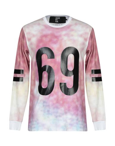 HOOD BY AIR Sweatshirt in Pink