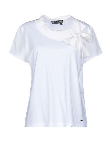 Salvatore Ferragamo T Shirt   T Shirts And Tops by Salvatore Ferragamo