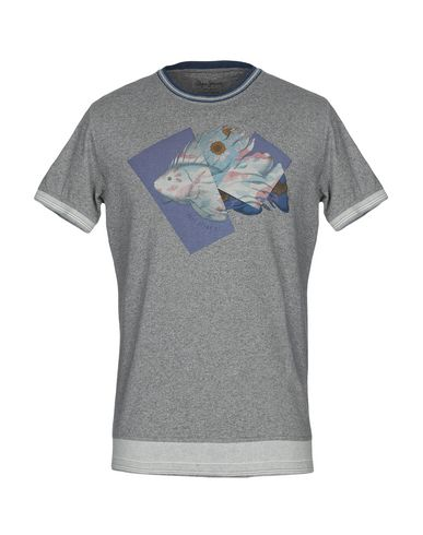 736ad4213e23 Pepe Jeans T-Shirt - Men Pepe Jeans T-Shirts online on YOOX United ...