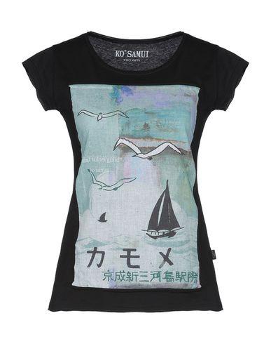 b41c67367e898 Ko Samui T-Shirt - Women Ko Samui T-Shirts online on YOOX United ...