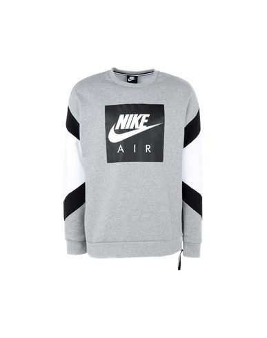 grey nike air sweatshirt