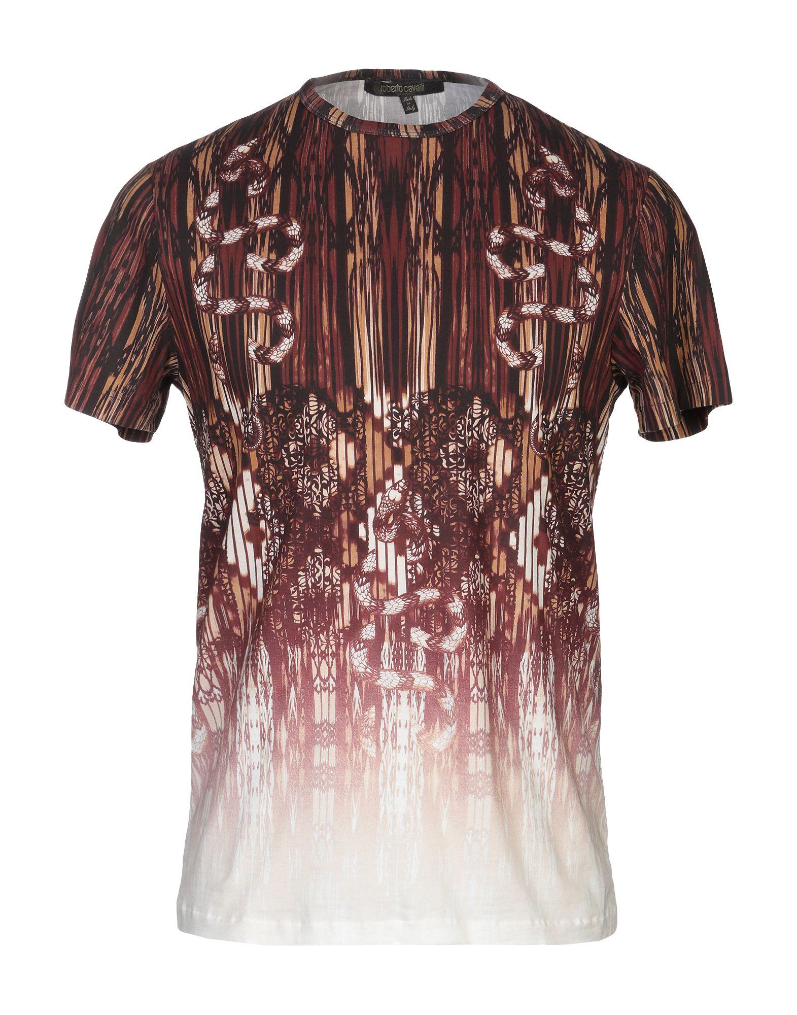 T-Shirt Roberto Cavalli uomo uomo uomo - 12257064FU ebd