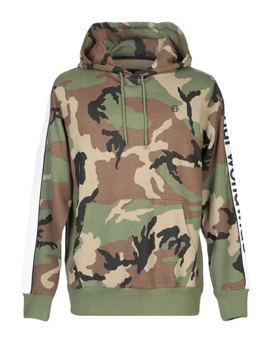 HUF - Hooded track jacket
