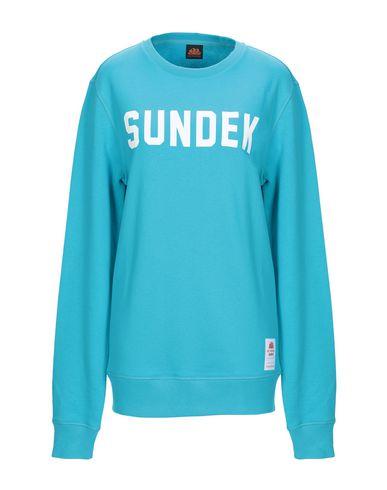 SUNDEK Sweatshirt in Azure