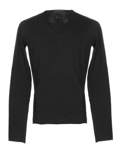 HANNES ROETHER Sweatshirt in Black