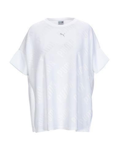 fa40c65b946 Puma T-Shirt - Women Puma T-Shirts online on YOOX Portugal - 12263160KK