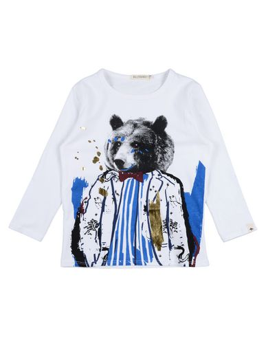 BILLYBANDIT T-Shirt in White