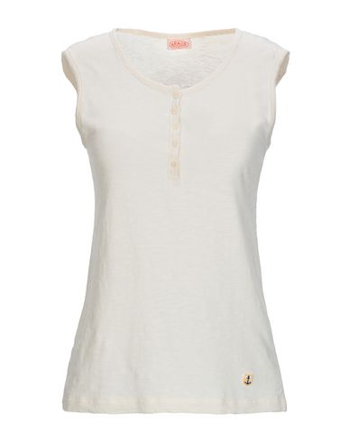 ARMOR-LUX T-Shirt in Ivory