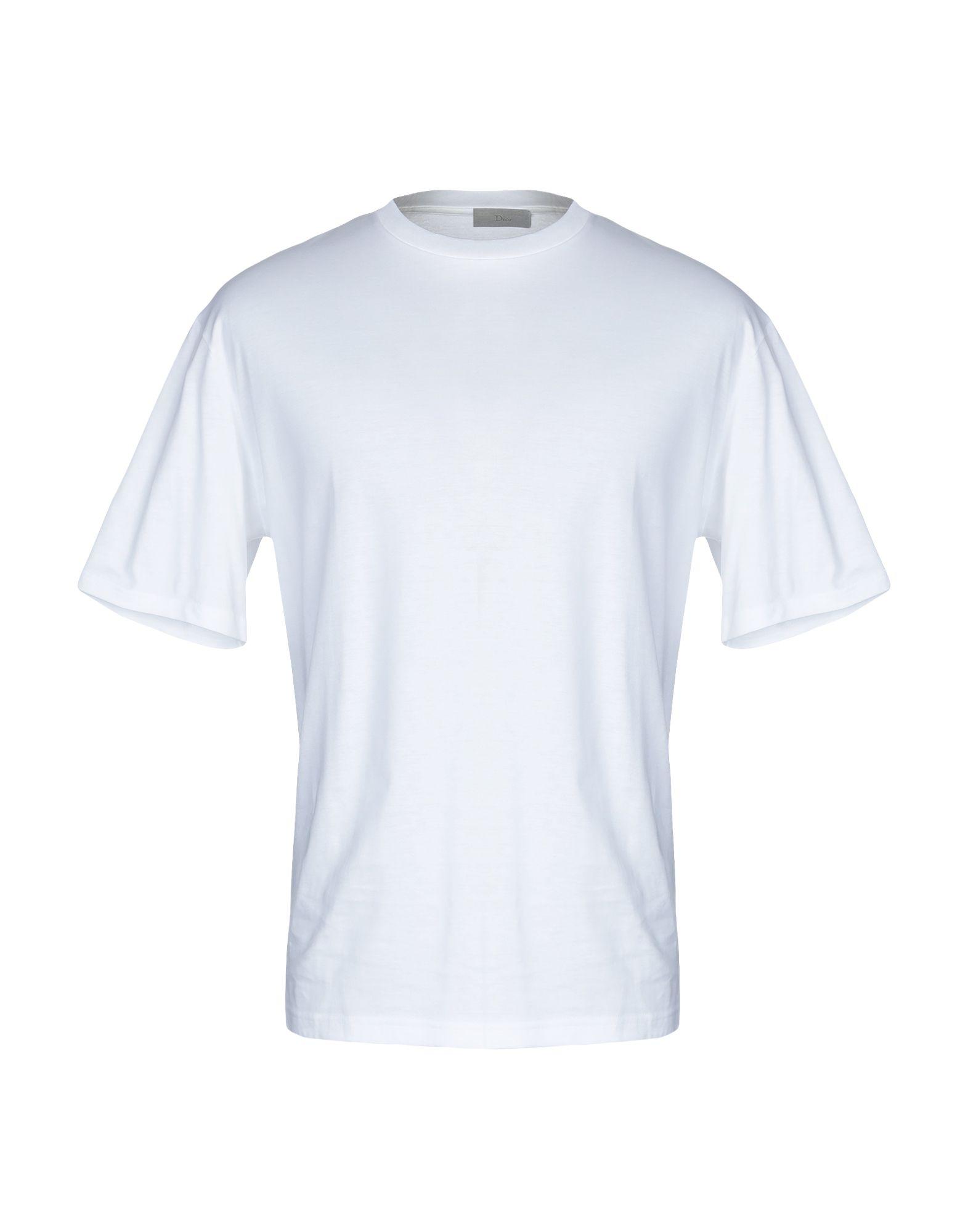 ffd3af4cef9 Dior Homme T-Shirt - Men Dior Homme T-Shirts online on YOOX Portugal ...