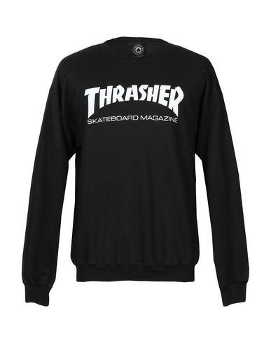 THRASHER Sweatshirt in Black