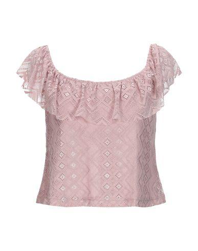 WYLDR Top in Pastel Pink
