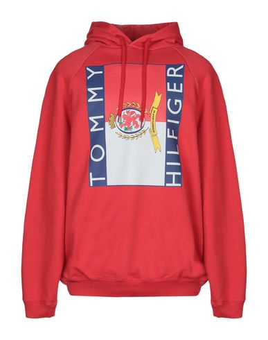 9093eec7f81f3c Vetements X Tommy Hilfiger Hoodie Herren - Hoodies Vetements X Tommy ...