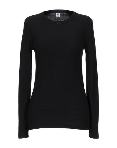 PETIT BATEAU T-Shirt in Black