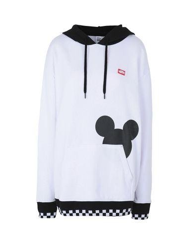 Vans Sudadera Mickey Mujer En Checkerboard Yoox Sudaderas fwZw0xq