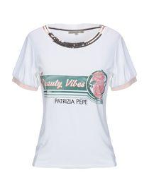 more photos 274c2 48821 T-Shirt Patrizia Pepe Donna Collezione Primavera-Estate e ...