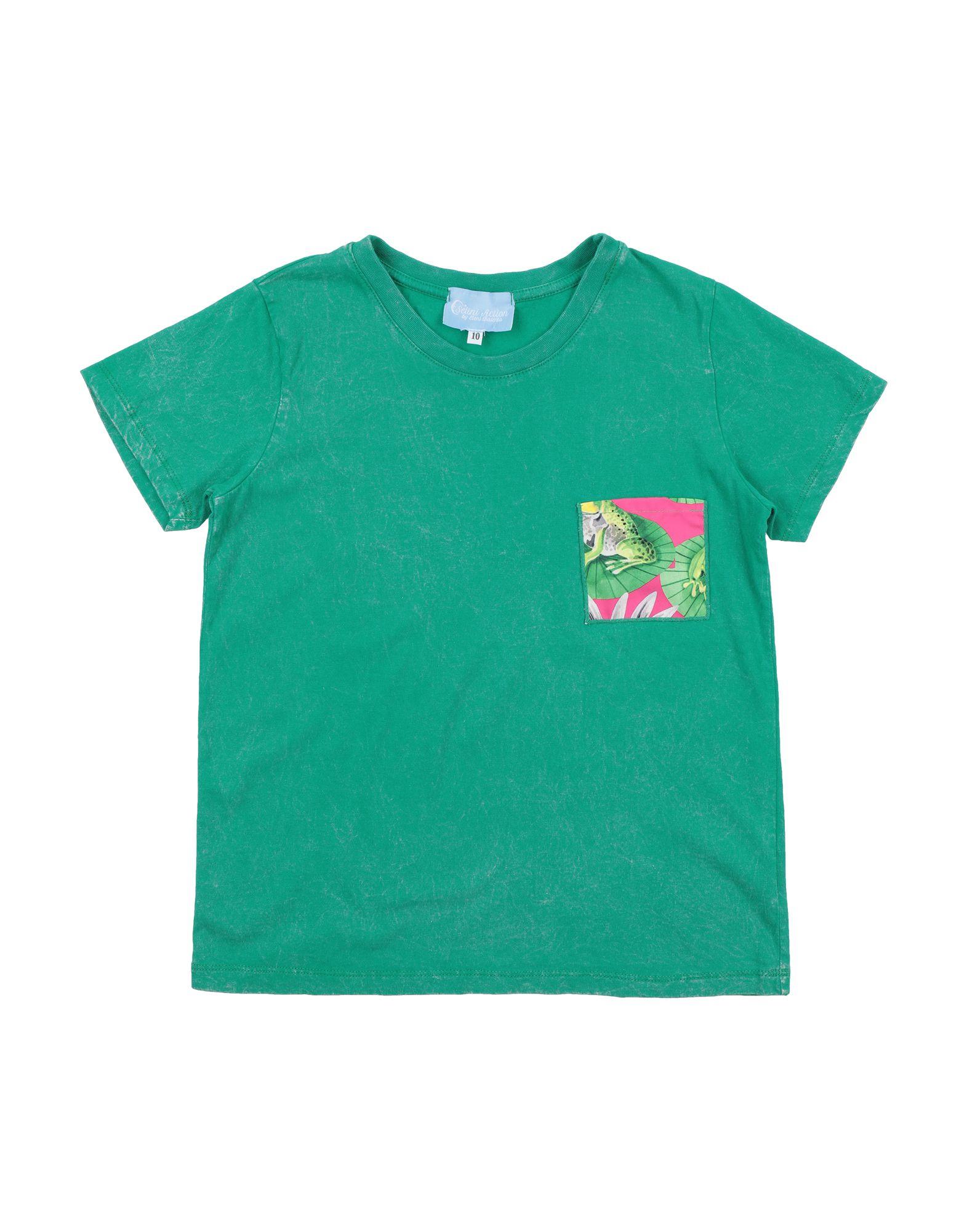 cfe0afa26ae Selini Action T-Shirt Girl 9-16 years online on YOOX United Kingdom