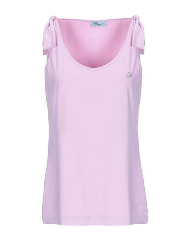 BLUMARINE BEACHWEAR T-Shirt in Lilac