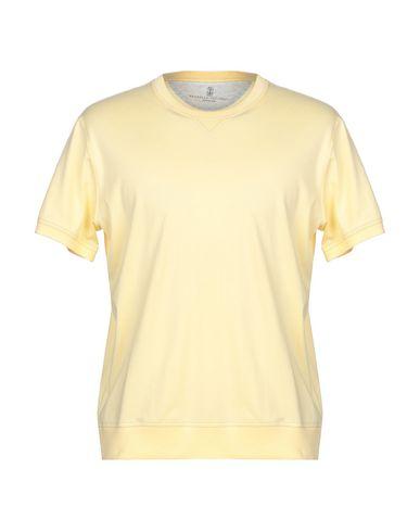 2346b1fb Brunello Cucinelli T-Shirt - Men Brunello Cucinelli T-Shirts online on YOOX  United States - 12272103TB