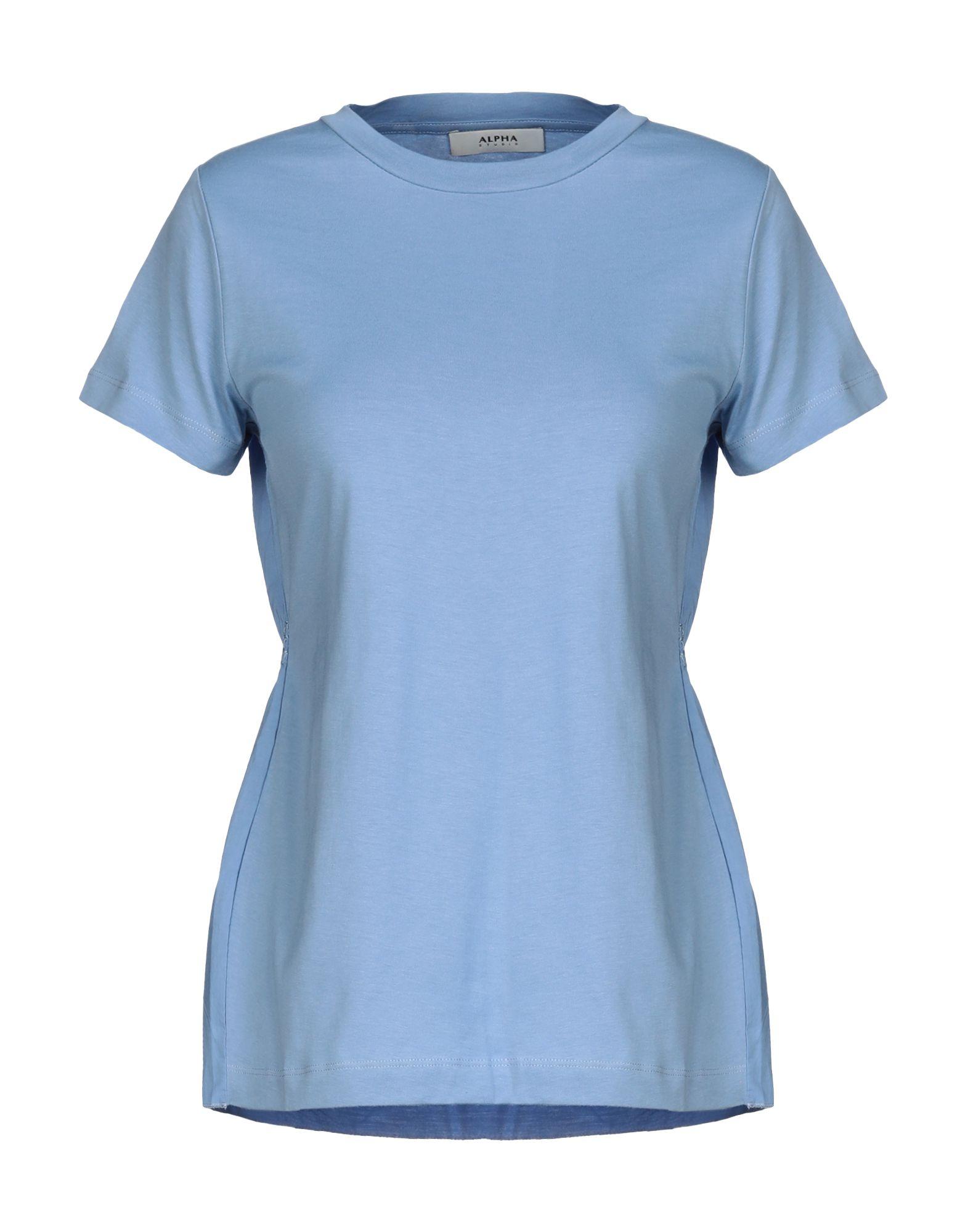 T-Shirt T-Shirt T-Shirt Alpha Studio donna - 12272308TA d75