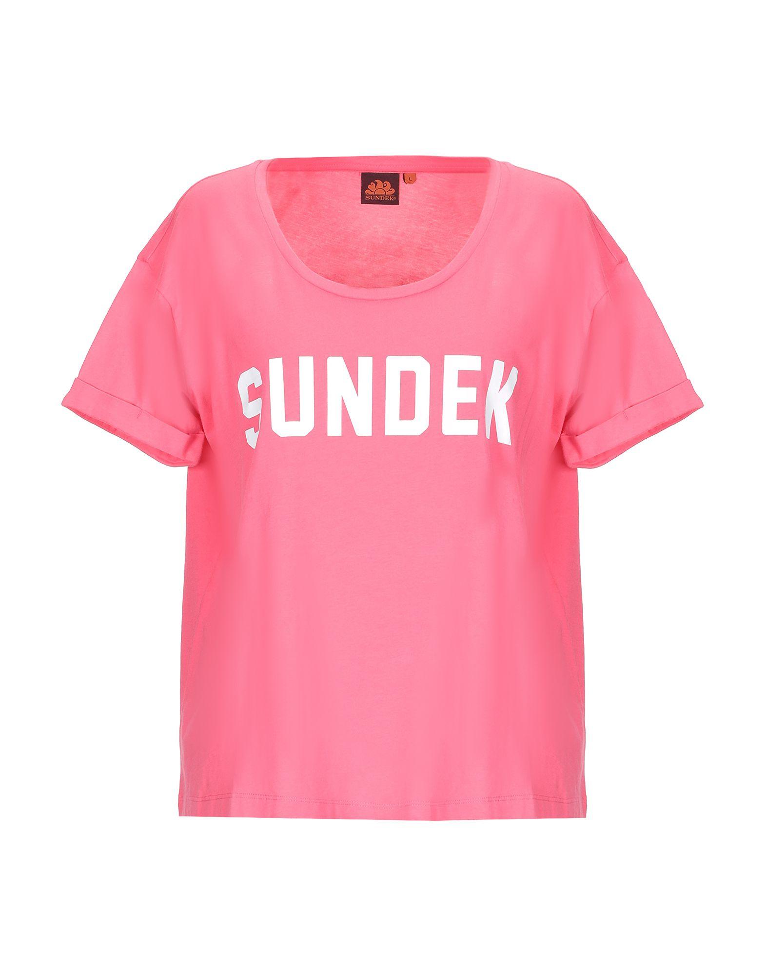 T-Shirt Sundek donna - - 12272717TT
