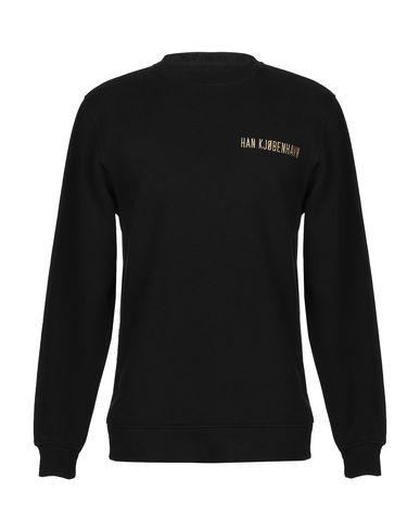 HAN KJØBENHAVN Sweatshirt in Black