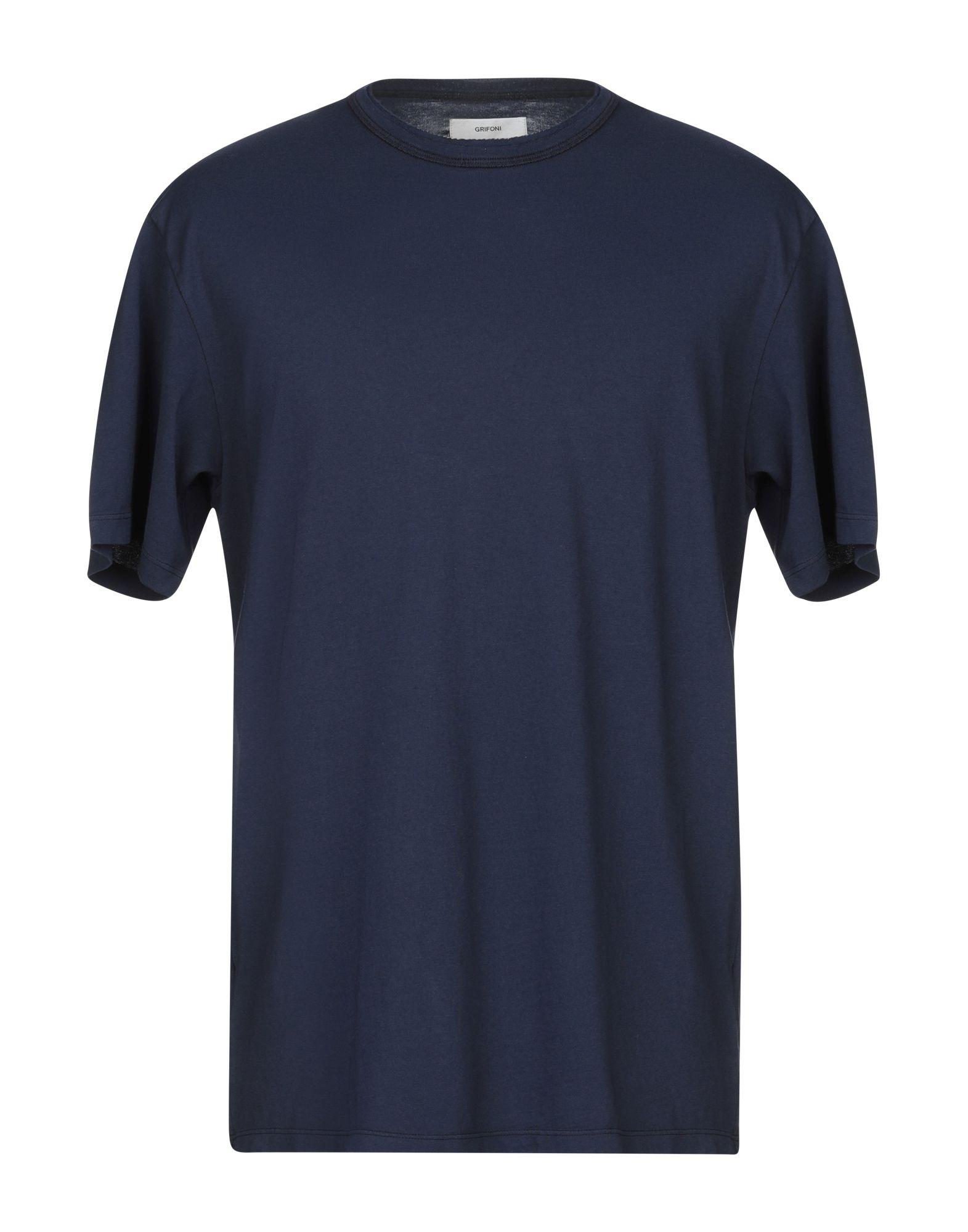 T-Shirt Mauro Grifoni herren - 12275565JE