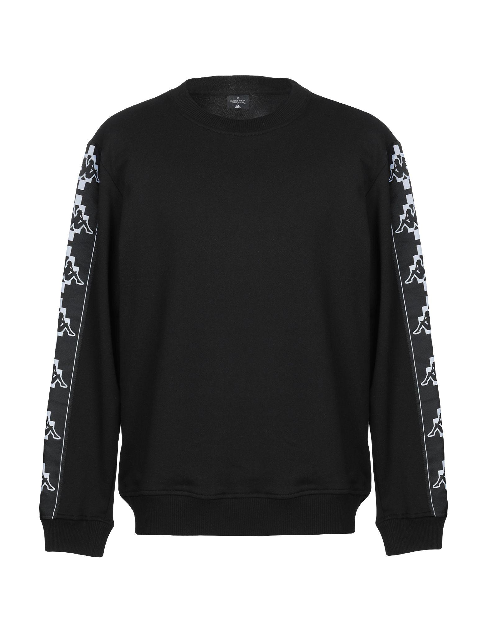 5860ef850aff Marcelo Burlon X Kappa Sweatshirt - Men Marcelo Burlon X Kappa ...