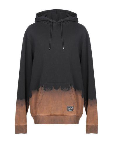 MARCELO BURLON - Hooded track jacket