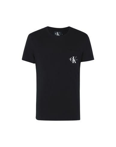e35e04867782 Calvin Klein Jeans Monogram Pocket Slim - T-Shirt - Men Calvin Klein ...