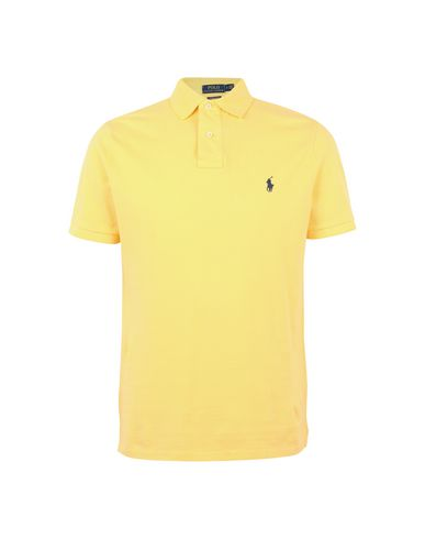 c0b0a2b26d0c Polo Ralph Lauren Custom Slim Fit Mesh Polo - Polo Shirt - Men Polo ...