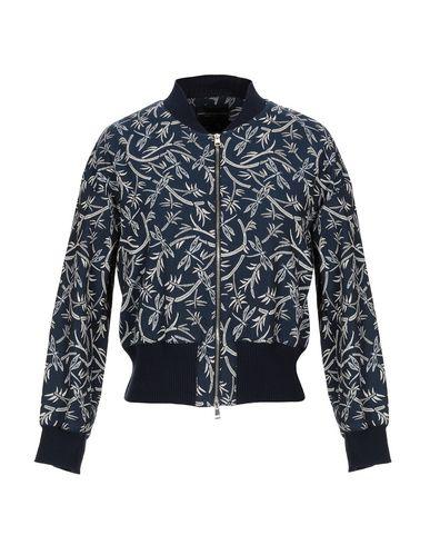 ATOS LOMBARDINI Jackets in Dark Blue