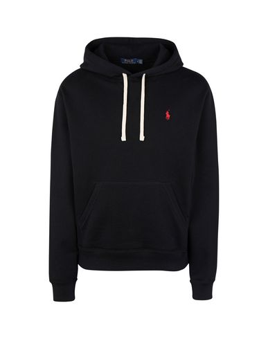 lowest price ad142 1a8e5 POLO RALPH LAUREN Hooded track jacket - Jumpers and Sweatshirts | YOOX.COM