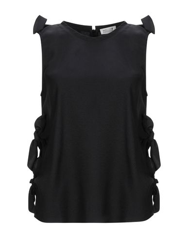 MOLLY BRACKEN Top in Black