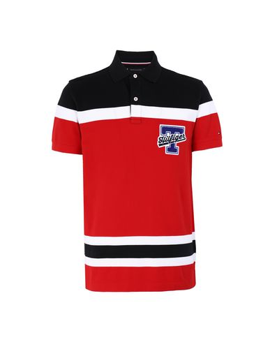 1698738684 Tommy Hilfiger Eng Colorblock Hocke - Polo Shirt - Men Tommy ...