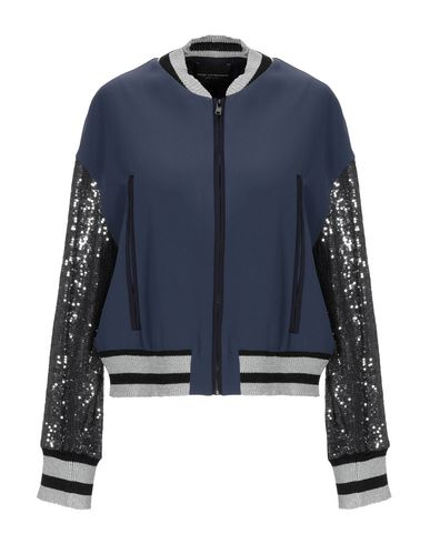 ATOS LOMBARDINI Jackets in Slate Blue