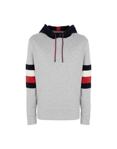 ba8010ec Tommy Hilfiger Relaxed Fit Stripe D - Hooded Sweatshirt - Men Tommy ...