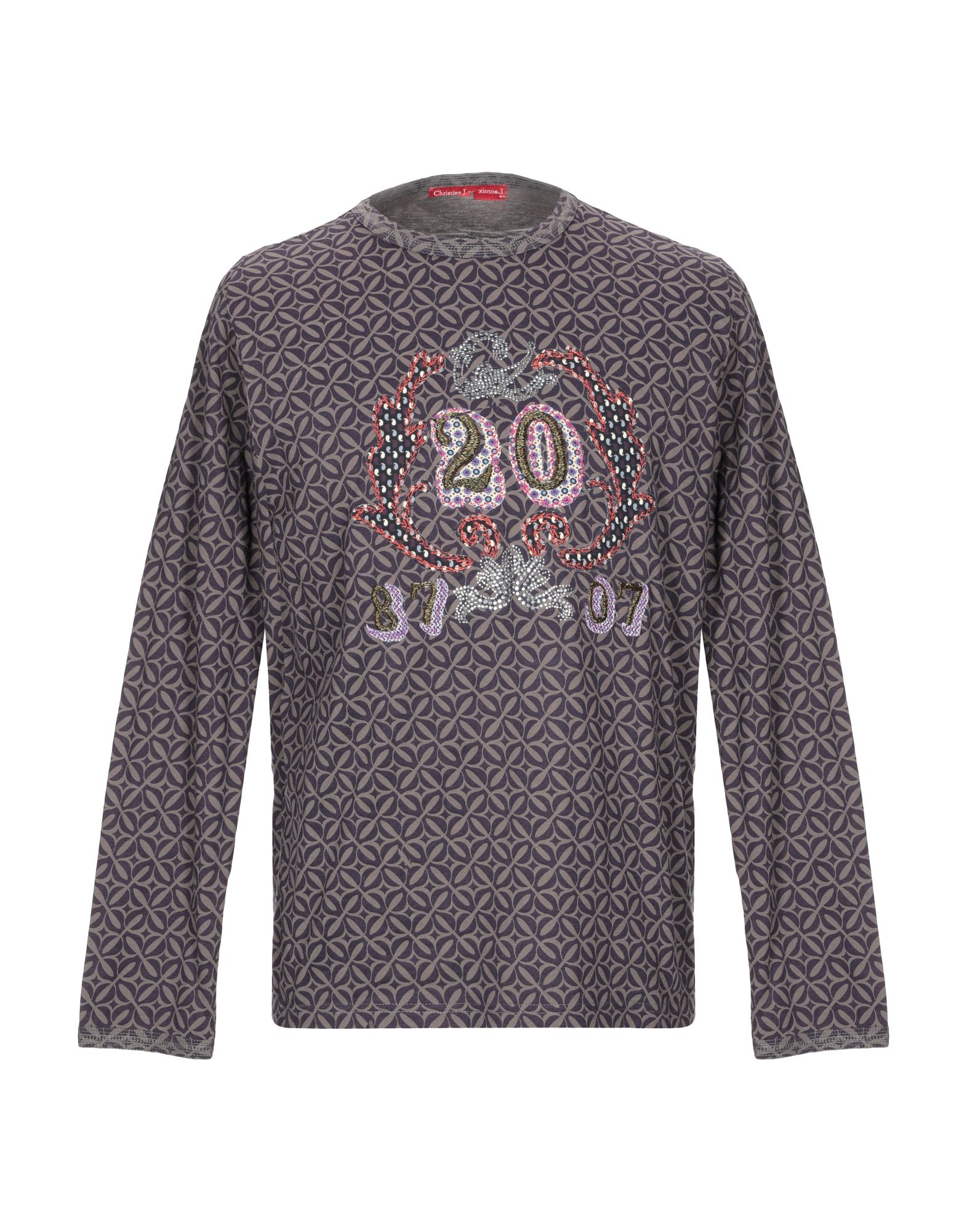 T-Shirt Christian Lacroix Homme herren - 12284355VQ