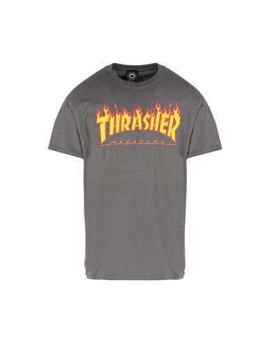 THRASHER T-Shirt in Grey