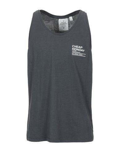 6f0782139e9 CHEAP MONDAY · Tank top.   24.00. YOOX PRICE. YOOX offers a curated  selection of end of season clothing and ...