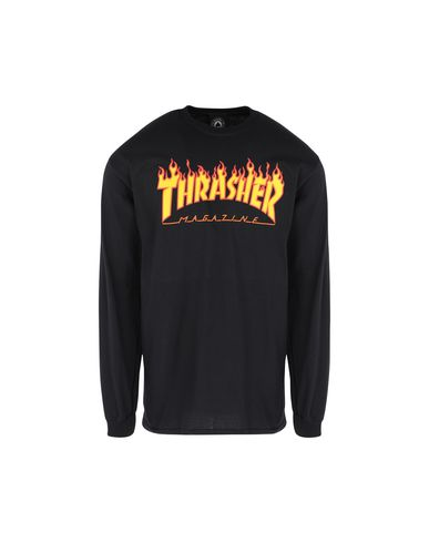 THRASHER Sports T-shirt - Activewear | YOOX COM