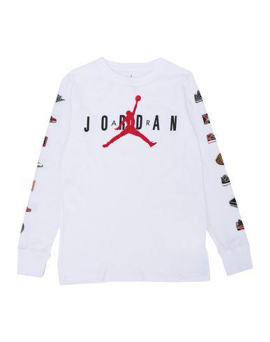 3effb53d1ea043 Jordan T-Shirt Boy 9-16 years online on YOOX Latvia