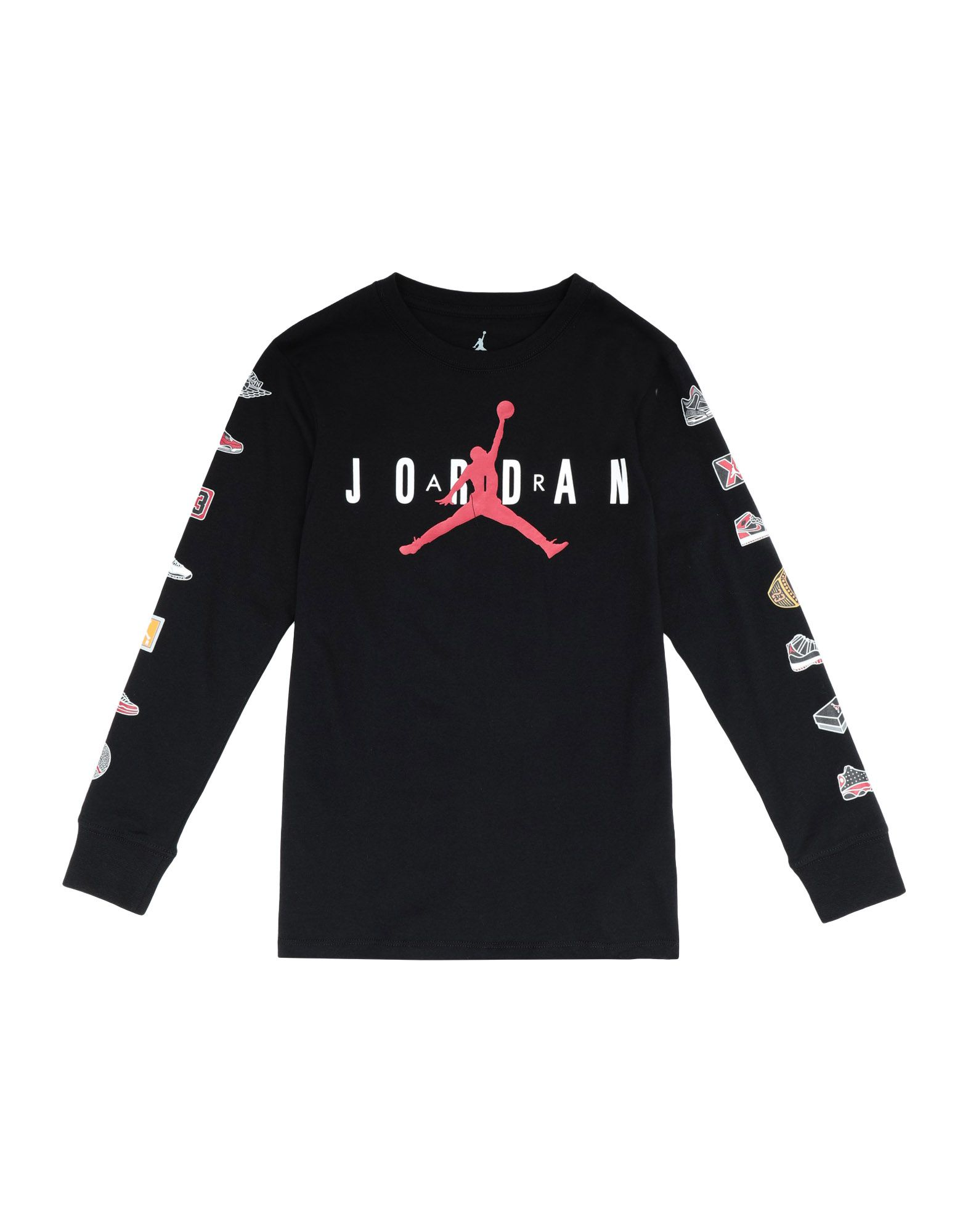 ea442f870b5633 Black Jordan T Shirts
