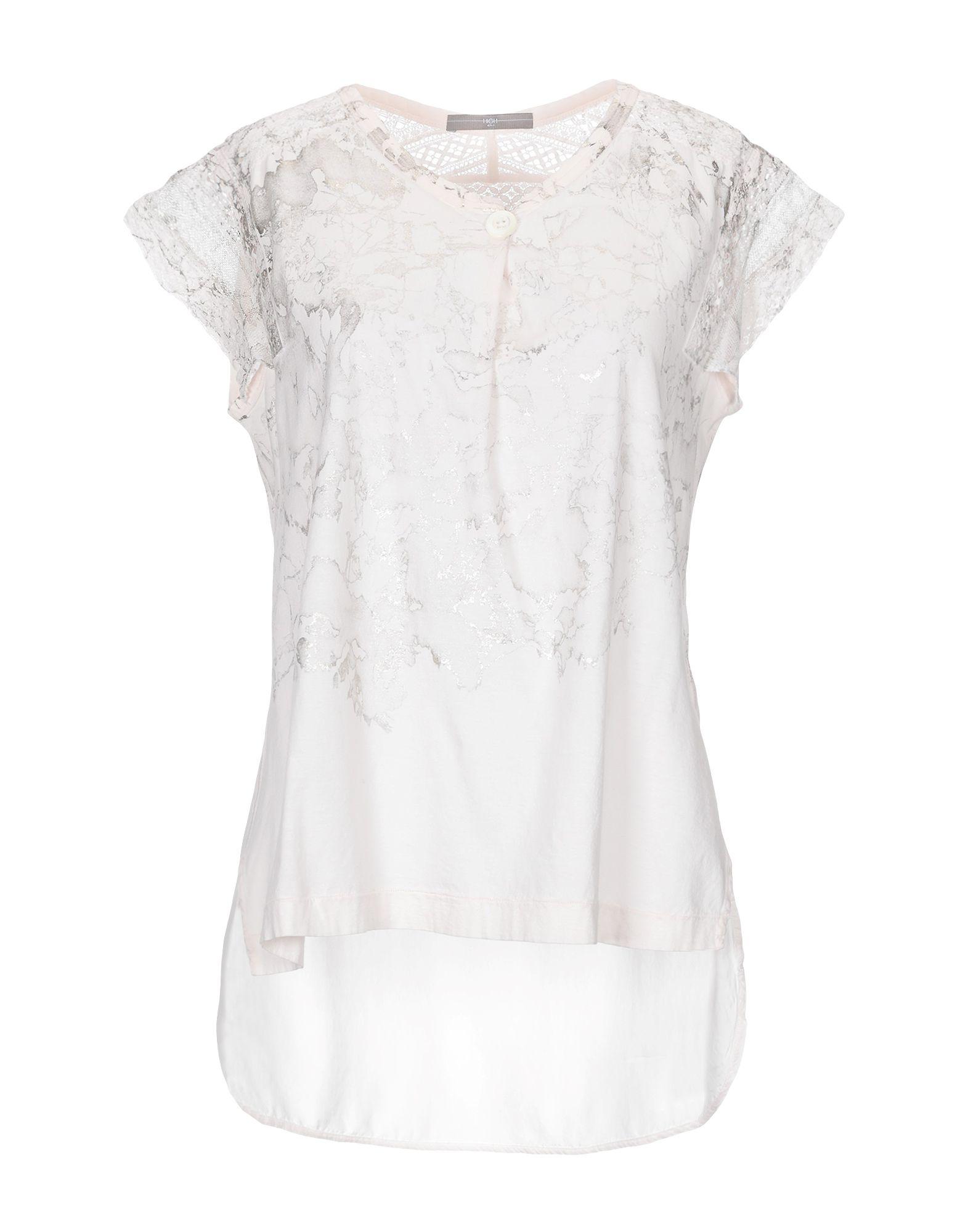 T-Shirt High By Claire Campbell damen - 12284762JM
