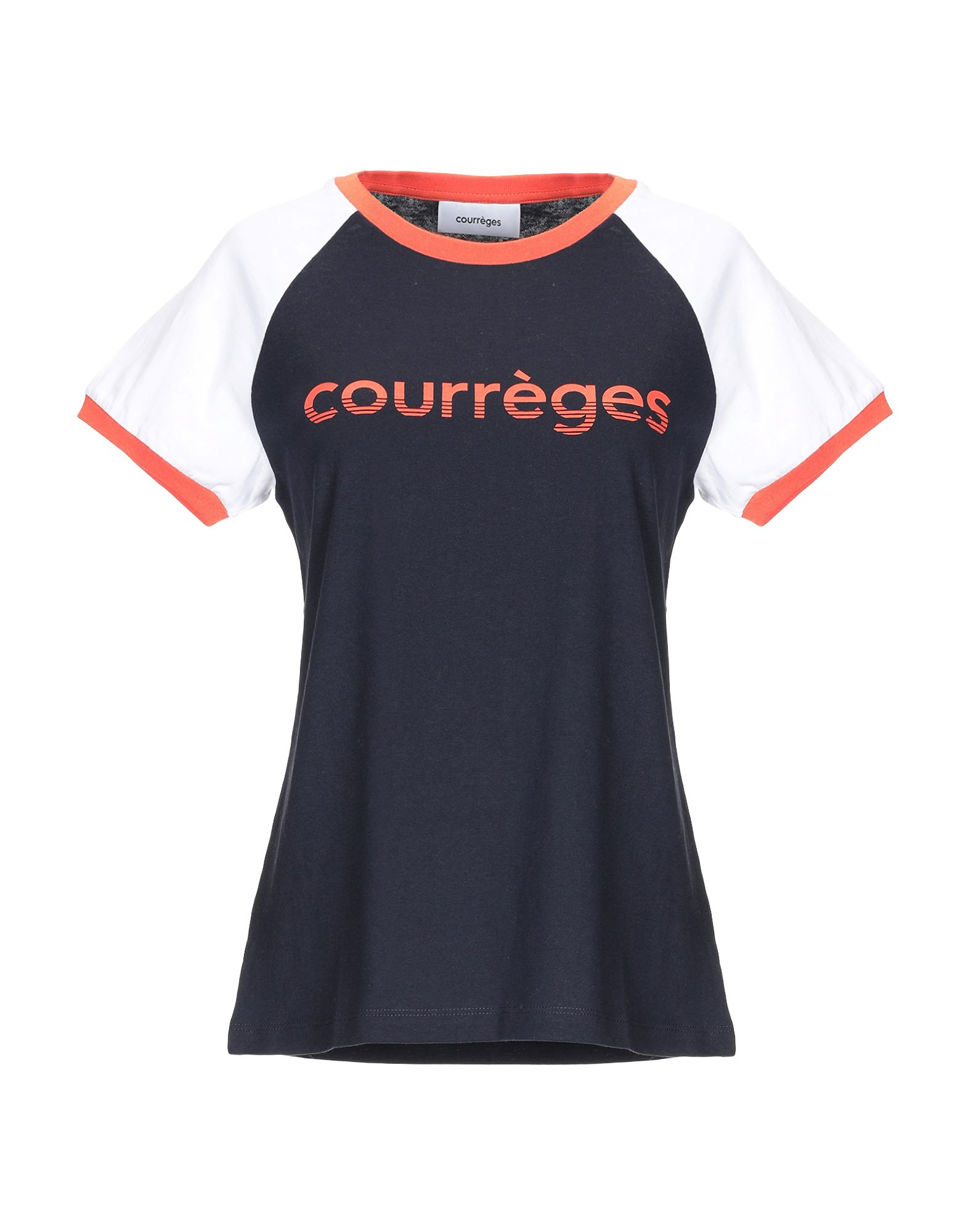 T-Shirt Courrèges Courrèges Courrèges donna - 12285246NG fee