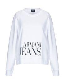 d5e6d9799561 Armani Jeans Μπλουζες Και Φουτερ - Armani Jeans Γυναίκα - YOOX