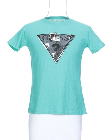 046339ff06ee Guess T-Shirt - Men Guess T-Shirts online on YOOX Romania - 12285924EP