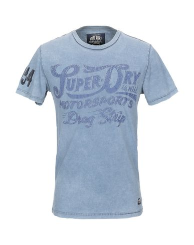 beautiful design quality promo code SUPERDRY T-shirt - T-Shirts and Tops   YOOX.COM