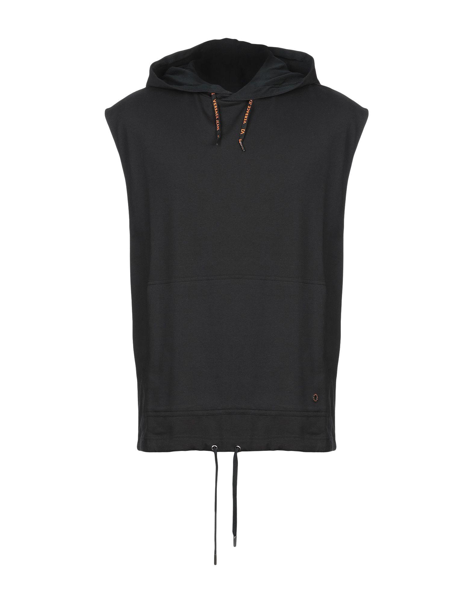 Sweat-Shirts À Capuche Versace Jeans - Versace Jeans Homme - YOOX 0aff0993930