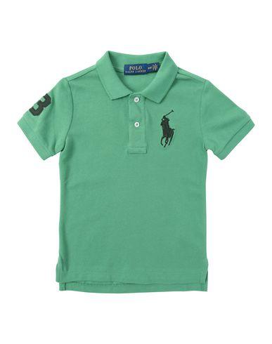 heiß-verkaufendes spätestes ziemlich billig Suche nach Beamten Ralph Lauren Polo Shirt Boy 3-8 years online on YOOX Switzerland