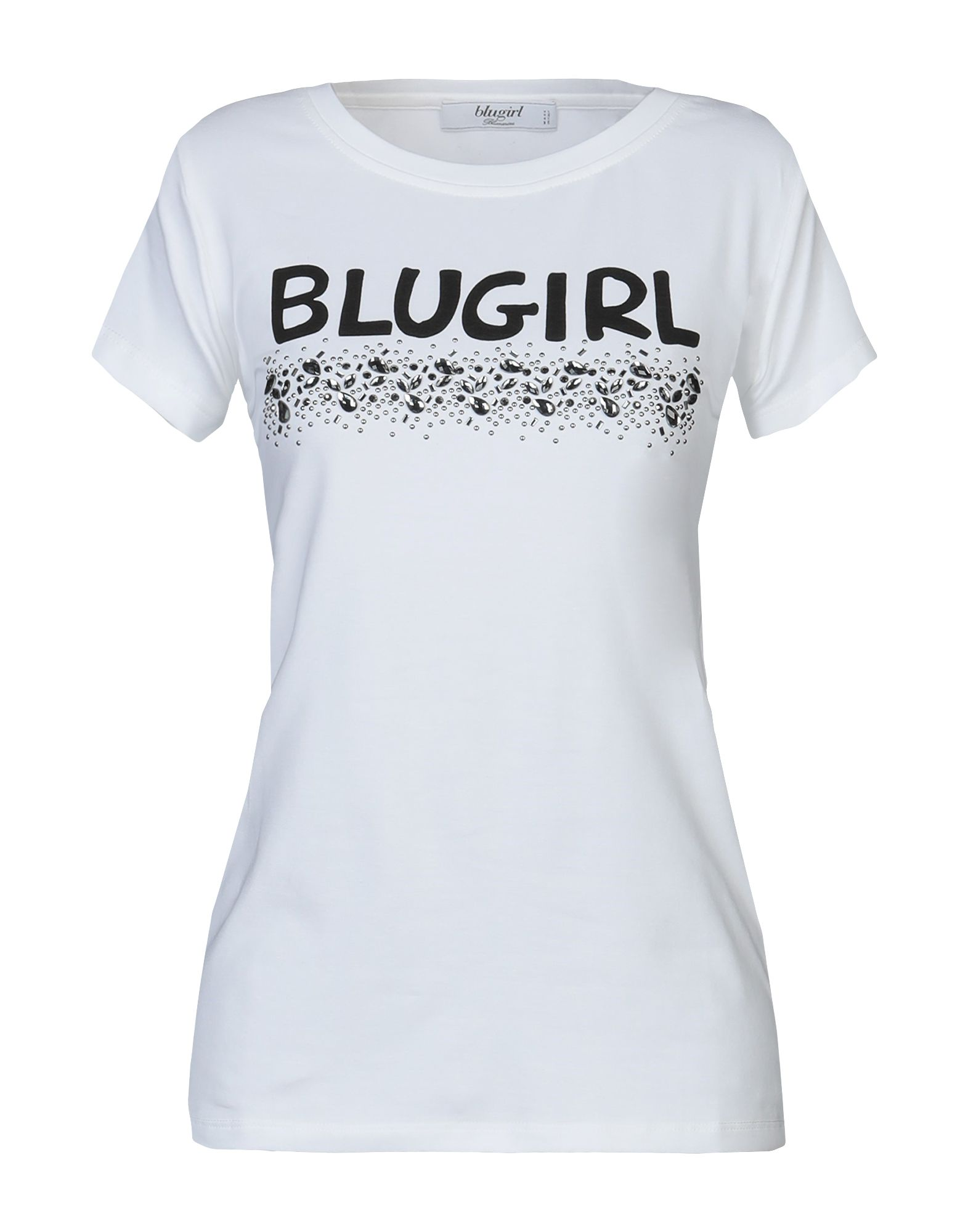 T-Shirt Blaugirl Blaumarine damen - 12288832SR